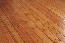 wood floor sanding example 1
