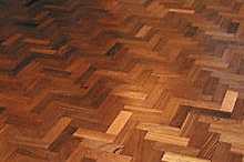 wood floor sanding example 2